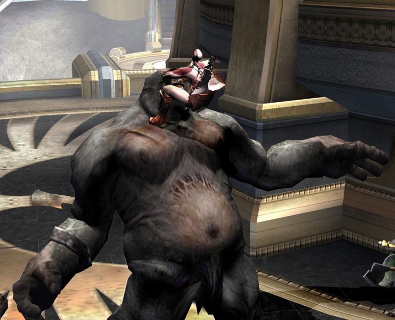 God of war 2 ps2 for Soluzione giardini superiori god war 3